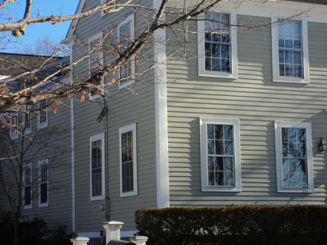 Nantucket Exterior Paints