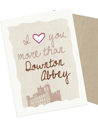downton abbey valentine 3