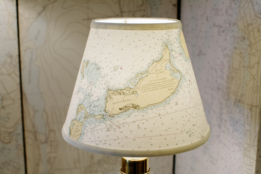 Nautical Lamp Shades For Summer
